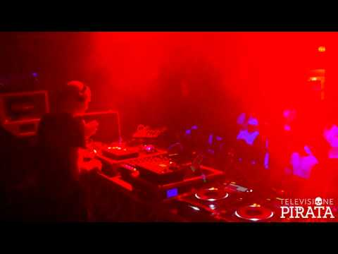 Kangding Ray live @ Shame Clubbing // Pika...