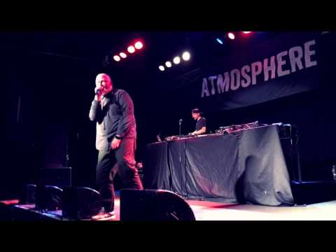 Brother Ali live at Sydney Metro 2nd March 2017