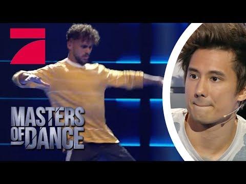 Atemberaubender Mix der Tanzstile: Kommt Tim weiter? | Masters of Dance | ProSieben