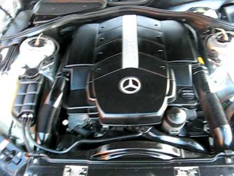 2001 Mercedes Benz S500 - YouTube