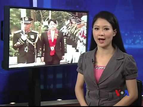 Truyền hình vệ tinh VOA Asia 28/6/2013