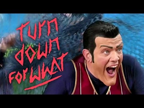We Are Number One But Turn Down For Net