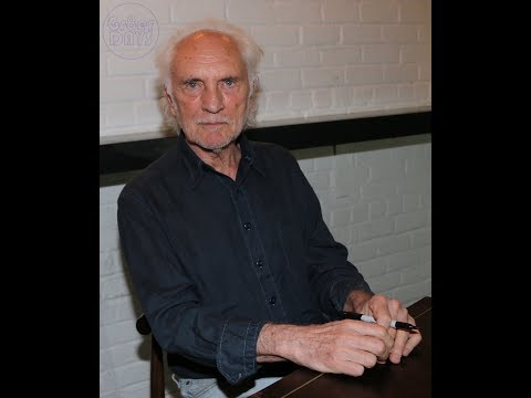 Terence Stamp @ Metrograph NYC 7.3.18 on General Zod, Marlon Brando, Fellini, Welles & MORE