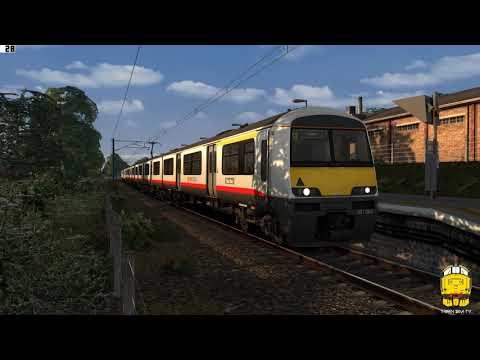 Train Simulator 2019: 1F73 Braintree-London Liverpool Street
