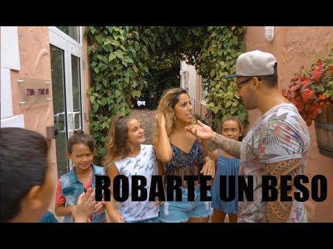 ROBARTE UN BESO #NAGOKIDS CARLOS VIVES