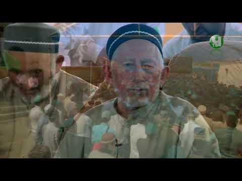Саид-афанди (къ.с.) на Мавлиде в Чиркей 2012 (на русс)