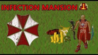 INFECTION MANSION (OSRS Mini-Game I created)