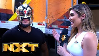 Kalisto reminisces on first title win at NXT: NXT Exclusive, Sept. 18, 2019