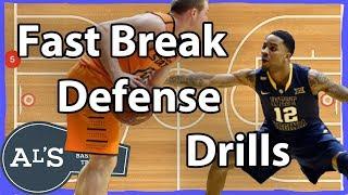 Basketball Drills For Fast Break Defense
