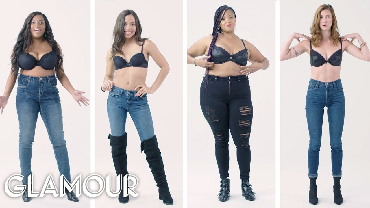 65c49f44b2 Women Sizes 32A to 42D Try On the Same Bra (Fenty)