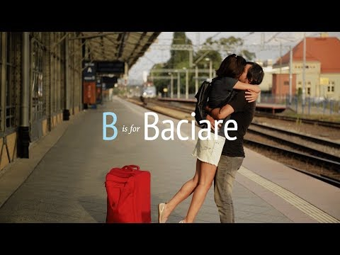 B is for 'Baciare': Baci Perugina's Italian Dictionary of Love and Affection