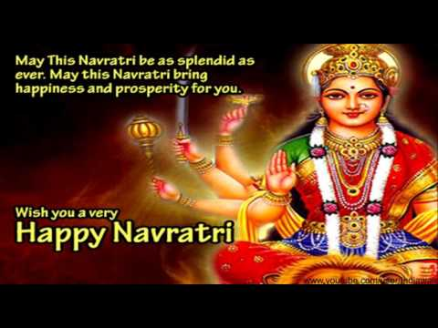 Happy Navratri 2016 - Navratri E-card, greetings, wishes, SMS, Wallpapers, Whatsapp Video Message 2