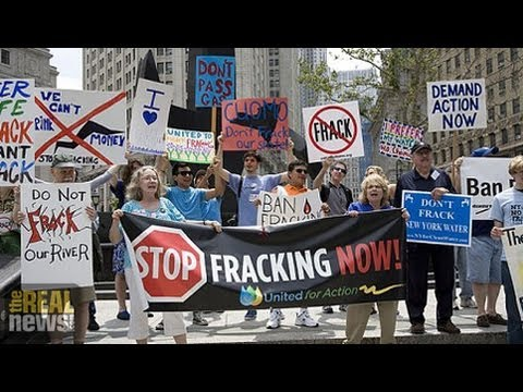 Coal Industry's Loss is Fracking Industry's Gain