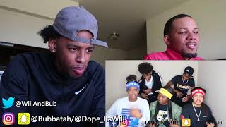ULTIMATE FREESTYLE CHALLENGE ( BOYS EDITION ) PART 1 - REACTION