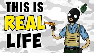 CS:GO - THIS IS REAL LIFE (BEST MOMENT)