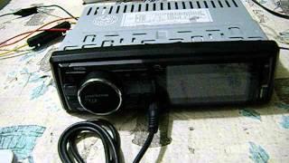 Defeito Radio Automotivo Multilaser Rock - USB e SD não reproduz som!