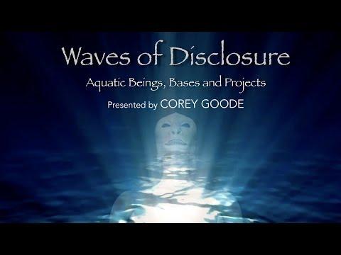 Aquatic Extraterrestrials, Bases, and USO's – Waves of Disclosure – Corey Goode