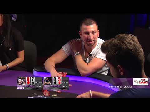 America's Poker Tour One Eyed Jacks Apr 2017 Ep B