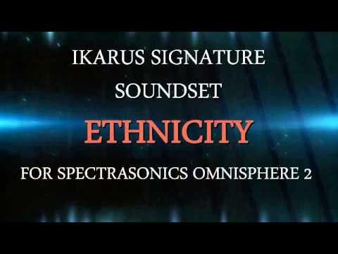 Ikarus Ethnicity- New soundbank for Spectrasonics Omnisphere 2