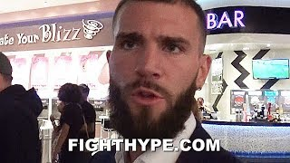 CALEB PLANT REVEALS WHAT HE TOLD MIKE LEE DURING HEATED CONFRONTATIONAL FACE OFF
