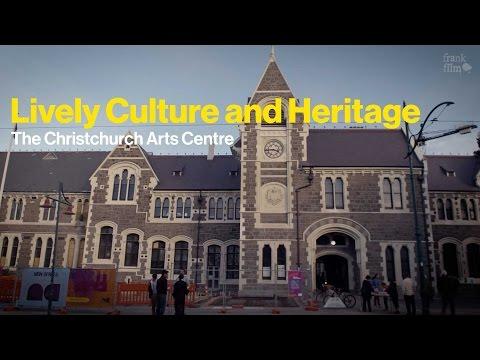 Christchurch Dilemmas - City Centre - Arts Centre