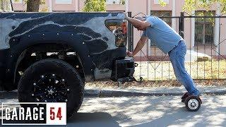 Hoverboard vs Automobile