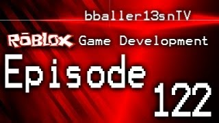 ROBLOX Game Development: Episode 122: Keeping Bullets Up - How to Make a Gun