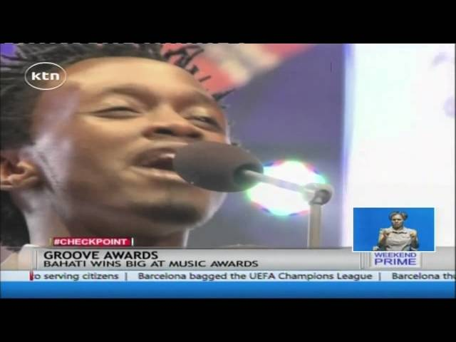 Standard Digital News - KTN NEWS : KTN Video | Kevin Bahati wins