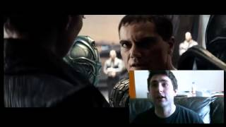 Man of Steel Final Trailer #3 Reaction + Review