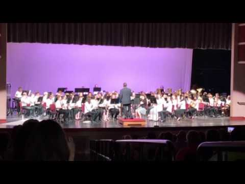 Liberty Bell Middle School Band 2017