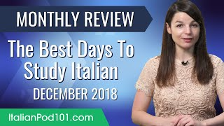 Why Your Worst Days Are The Best Days To Study? | Italian December Review