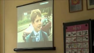 """Урок """"School life"""" 2 часть, Давыдова А.В."""