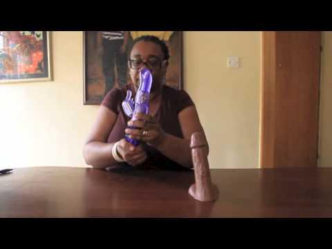 Naija Peeps Dildo vs Vibrator