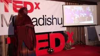 Fighting Fistula and FGM in Somalia | Aisha Omar | TEDxMogadishu