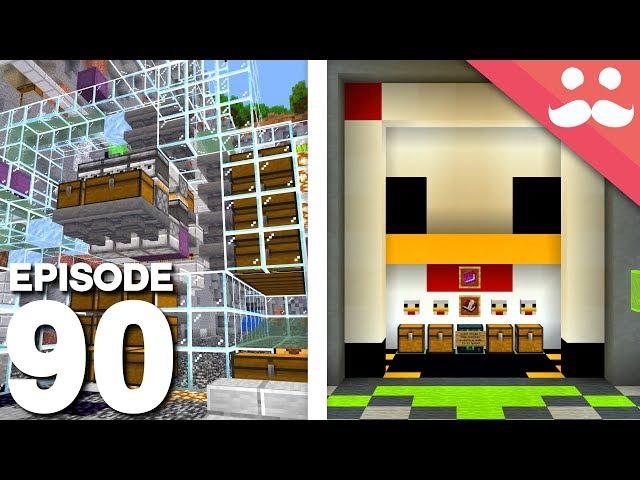 Hermitcraft 6: Episode 90 - TOO MANY ITEMS!