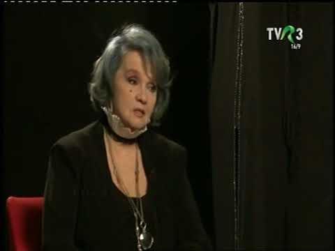 Margareta Paslaru interviu aniversar - II - 9 iulie 2017 arhiva TVR