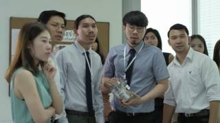 Тайская реклама средства для похудения Club Burn Day The Series
