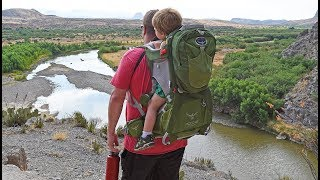 Best Baby Carrier Backpack/Toddler Carrier for Hiking and Outdoors