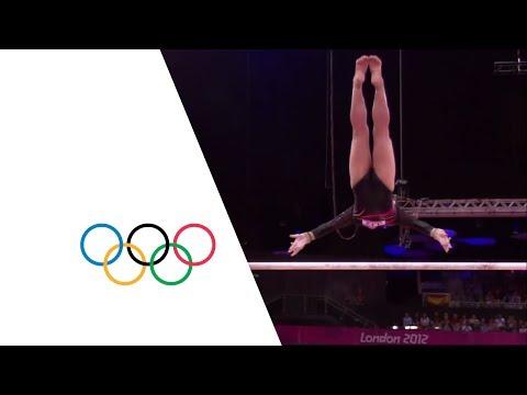 Women's Uneven Bars Final - London 2012 Olympics