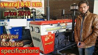 स्वराज 841 XM  की पूरी जानकारी | Swaraj 841 xm Tractor price & specifications ...