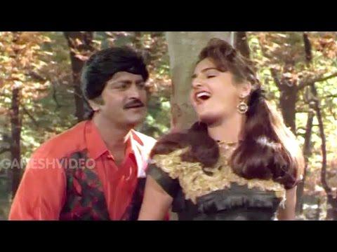 Soggadi Pellam Songs - Kondamalli Vichhukunnadi - Mohan Babu, Monica Bedi