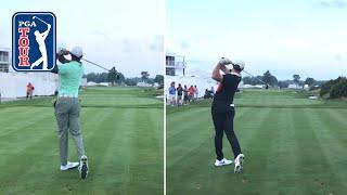 Tiger Woods vs. Rory McIlroy swing analysis