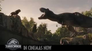 Get tickets to see #JurassicWorld #FallenKingdom