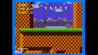 Sonic 1 [Genesis] Quick Play (Sonic Month 2014)