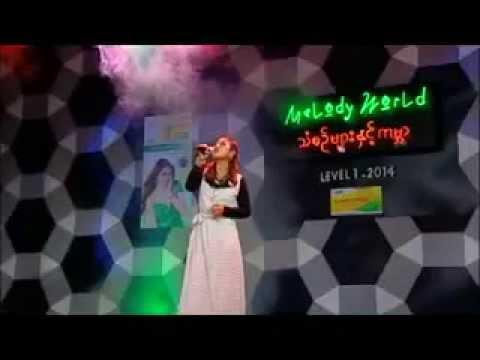 Melody World 2014, Level-1, Episode(16) 25.4.2014….J Mine Mei