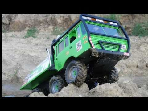 RC Tatra 813 GREEN MONSTER