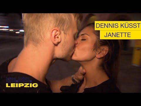 Dennis küsst Janette #04 | Leben.Lieben.Leipzig