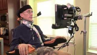 EyeGaze Artist Francis Tsai and his Tobii PCEye