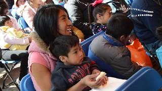Más de 2 mil pequeños de Xochimilco festejan el Día de Reyes