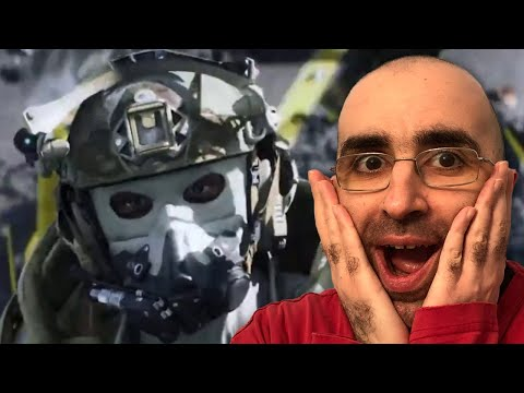Mithrie Reacts to Battlefield 2042 Official Reveal Trailer